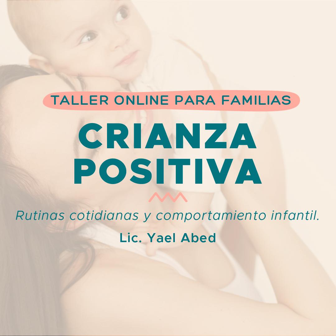 Taller de Crianza Positiva